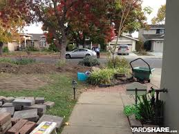 Lawn Free Backyard Landscaping Ideas U003e Ca Water Wise Lawn Free Sustainable Front