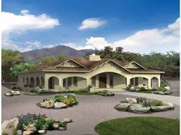 spanish ranch style homes ideas