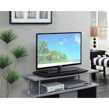 Computer Desk Tv Stand Combo Fitueyes Swivel Tv Stand With Mount And Storge For 32 40 45 50