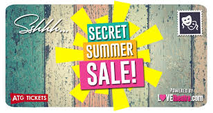 summer sale secret summer sale sign up