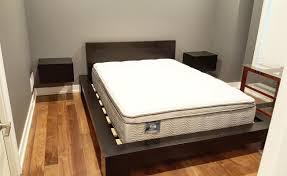 Platform Bed With Floating Nightstands Platform Bed Buildsomething Com