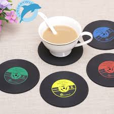 Drink Coasters by Online Buy Wholesale Rubber Drink Coasters From China Rubber Drink