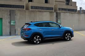 hyundai tucson 2016 hyundai tucson review first drive motor trend