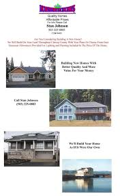 Land Home Packages by Welcome