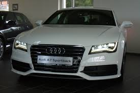 audi a7 modified file audi a7 sportback 3 0 tdi quattro s tronic ibisweiß front jpg