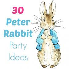 rabbit party 30 rabbit birthday party ideas babycentre
