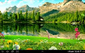 mountain landscape wallpaper android apps on google play