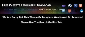 free green responsive software css template download