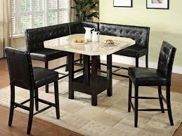 dining room kitchen corner booth dining table set corner dining