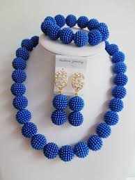 african beads necklace sets images 221 best nigeria wedding african beads jewelry set crystal bridal jpg