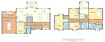Six Bedroom Floor Plans 6 Bedroom Detached House For Sale In Fossoway Kinross Ky13 0up