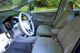 2013 Honda Fit Interior 2013 Honda Fit Ev Review Digital Trends