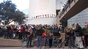 tuba 2014 thanksgiving square dallas tx