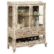 distressed wood bar cabinet celebrate wine cabinet condo decorating pinterest wine