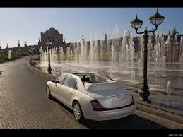 Maybach Landaulet Wallpaper 19