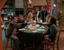 ranking the best thanksgiving episodes of friends secrets of a