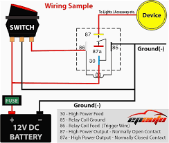 wiring diagrams 12v 5 pin relay diagram 12 volt within carlplant