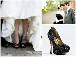 wedding shoes black unique wedding idea black wedding shoes weddbook