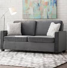 Queen Sleeper Sofa by Mercury Row Cabell Queen Sleeper Sofa U0026 Reviews Wayfair