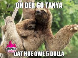 Sloth Meme Jokes - sloth jokes archives ghetto red hot