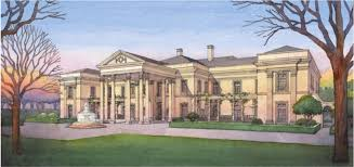 Victorian Mansion House Plans Homes Mansions Floor Plans Mansion Home Design House Plans 21669