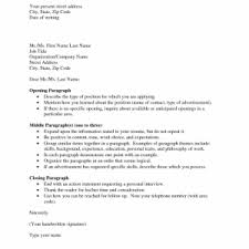 cover letter cold contact cover inspirations call general not job