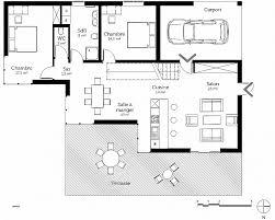 plan maison toit plat 120m2 chambre best of de 4 chambres hd