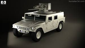 360 view of hummer m242 bushmaster 2011 3d model hum3d store