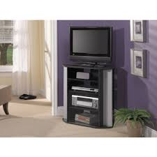Crosley Tv Stands Black Corner Tv Stands