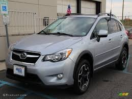 2013 subaru crosstrek interior 2013 ice silver metallic subaru xv crosstrek 2 0 limited