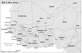 africa map study introduction study guide bamako sounds