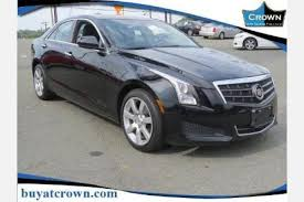 used ats cadillac for sale used cadillac ats for sale special offers edmunds