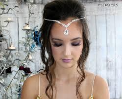 forehead headband bridal forehead band bridal headband forehead jewelry unique