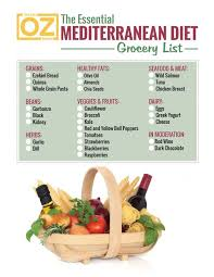 best 25 mediterranean diet food list ideas on pinterest