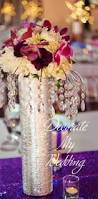 Wedding Centerpieces With Crystals by 38 Best Wedding Centerpieces Images On Pinterest Wedding