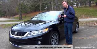 lexus v6 coupe review 2014 honda accord v6 coupe manual youtube