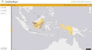 Indonesia World Map by Forests And Landscapes In Indonesia World Resources Institute