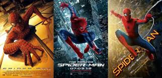 tom holland andrew garfield tobey maguire
