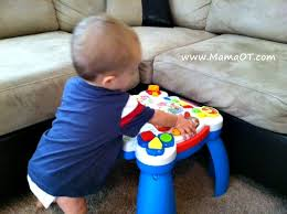 baby standing table toy 8 ways to use a baby play table
