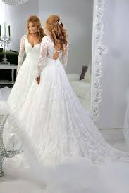 sleeve lace plus size wedding dress sleeve empire lace bridal dress a line halter empire