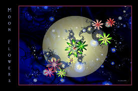 Moon Flowers Moon Flowers By Desmo100 On Deviantart