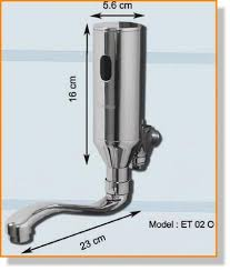 Automatic Bathroom Faucet by Automatic Bathroom Faucet In Lalbaug Mumbai