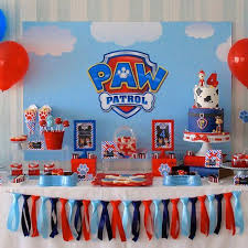 19 koko 3rd images paw patrol party