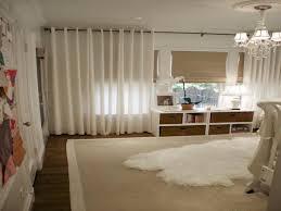 extra long double curtain rods eyelet curtain curtain ideas