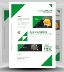 5 free flyer templates download