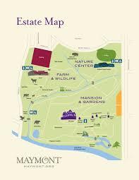 estate map map maymont