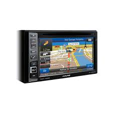 alpine ine w970bt double din system with one look navigation