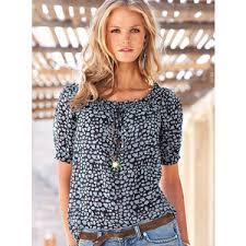 secret blouses s secret peasant blouse polyvore