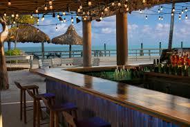 tiki bar bars in islamorada postcard inn beach resort u0026 marina