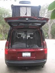 2007 Honda Element Roof Rack by Order Skreenz